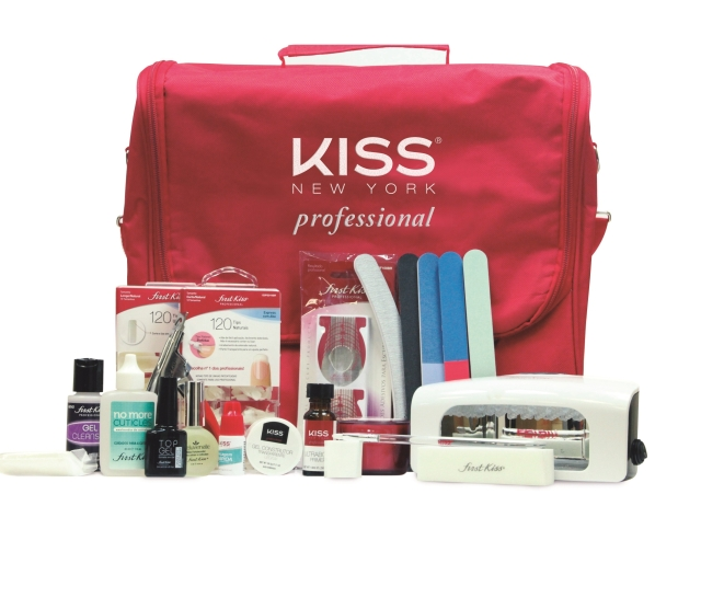 Kit Unhas de gel Kiss