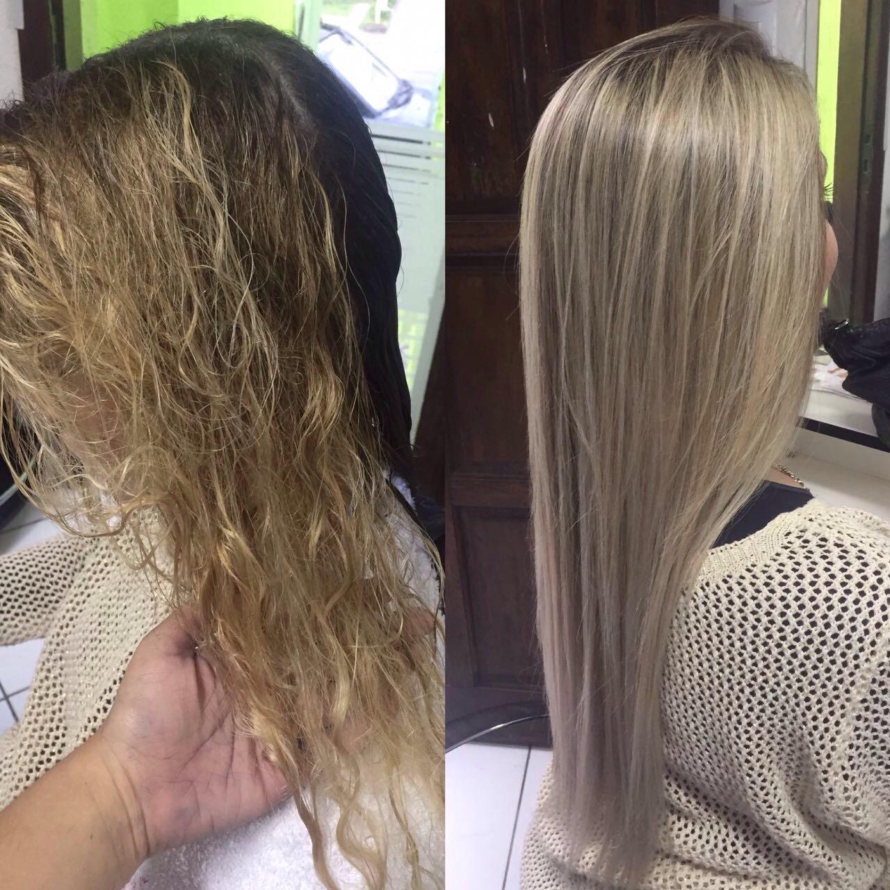 Se o cabelo se retirar de nervos que se retirarão de todos